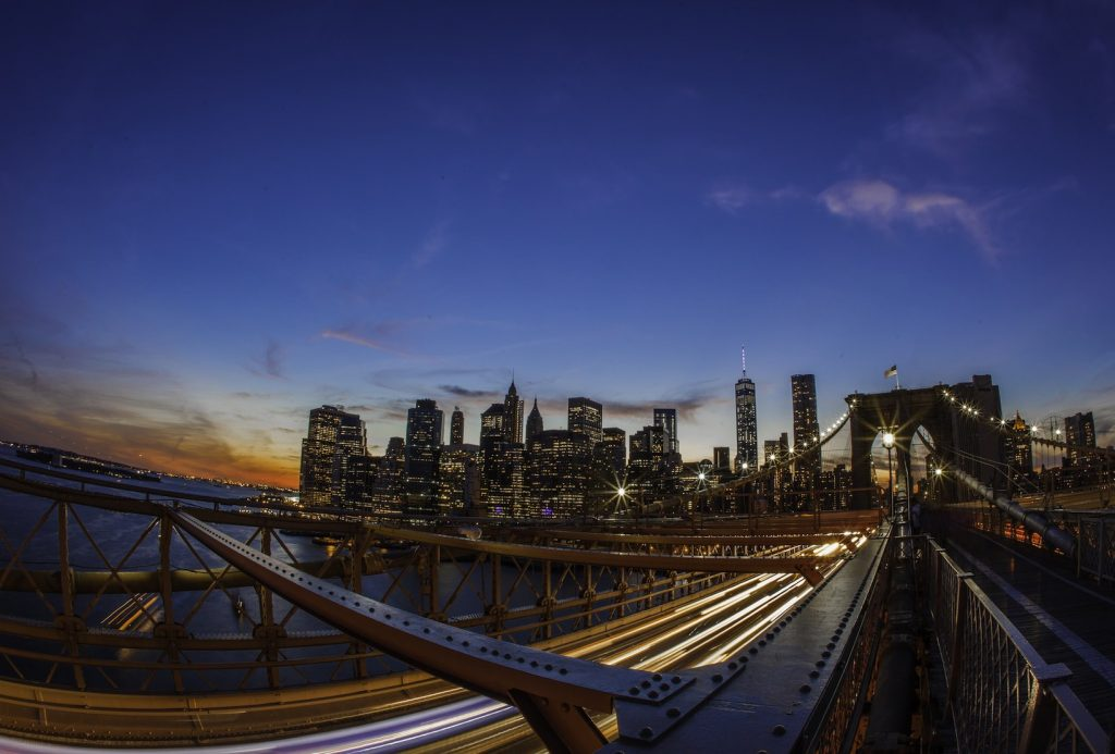 Manhattan Bridge NYC Broolyn