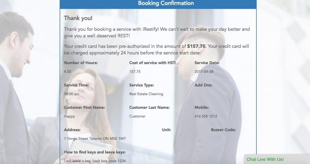 iRestify_BookingConfirmation2