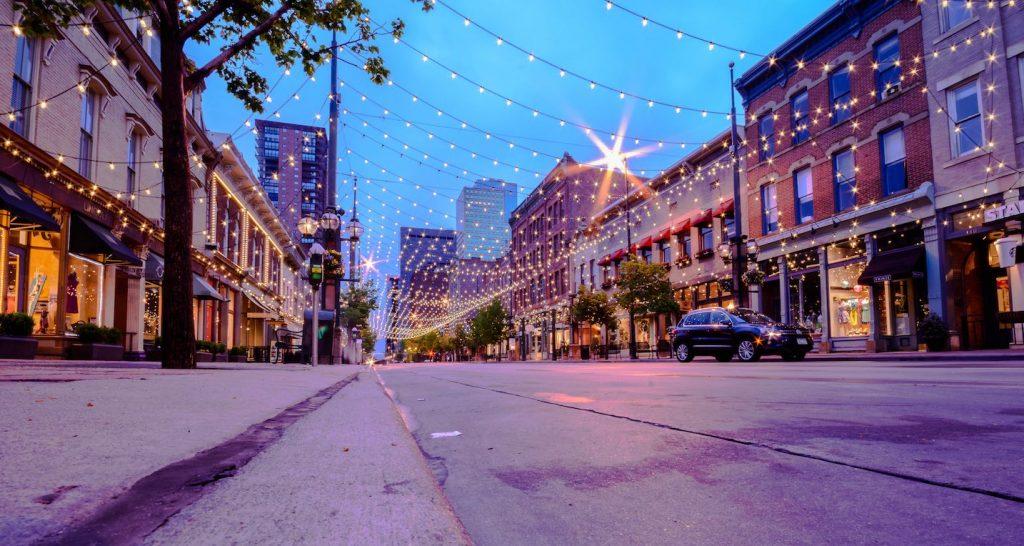 Downtown Denver Colorado