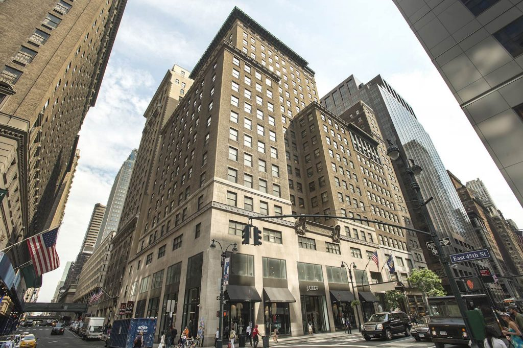 East 45th Manhattan NYC