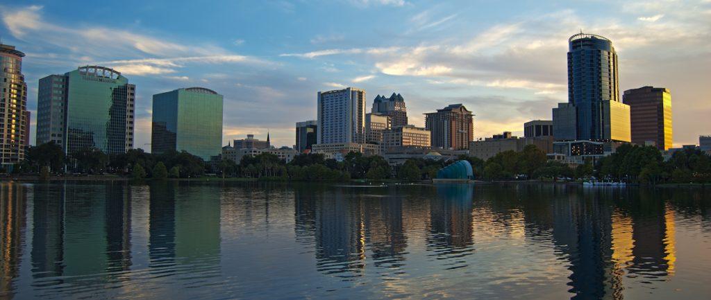 Orlando FLorida downtown