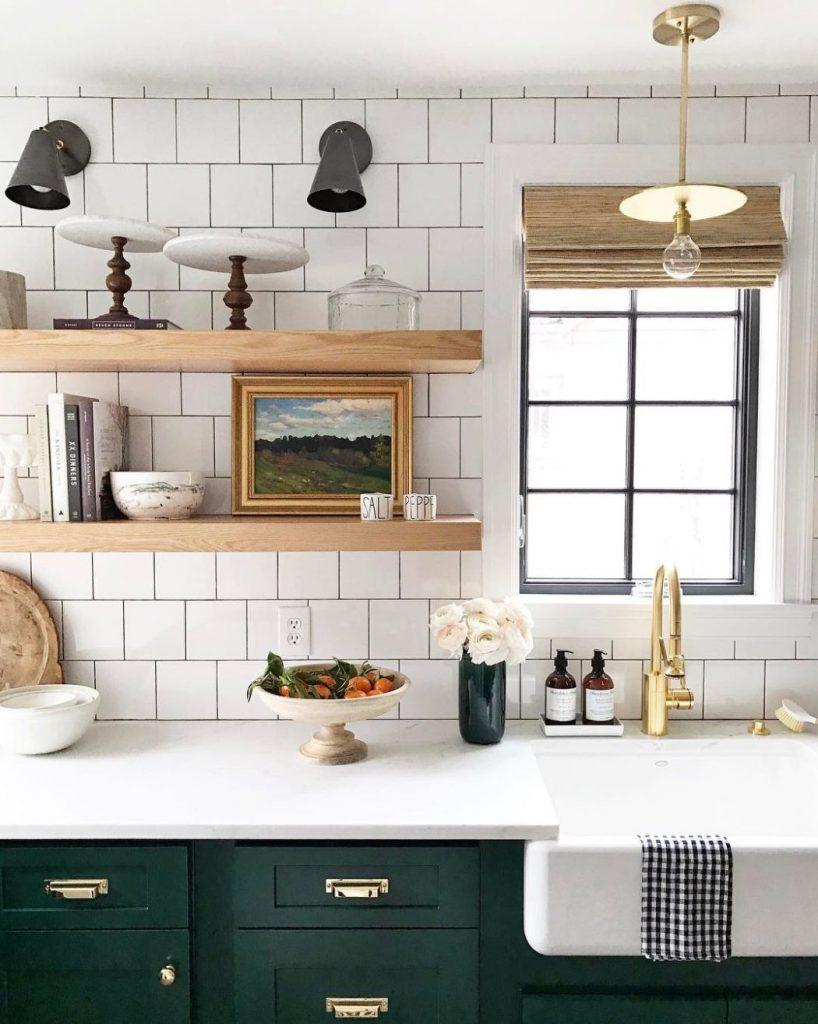 15 Standout Kitchen Cabinet Color Ideas
