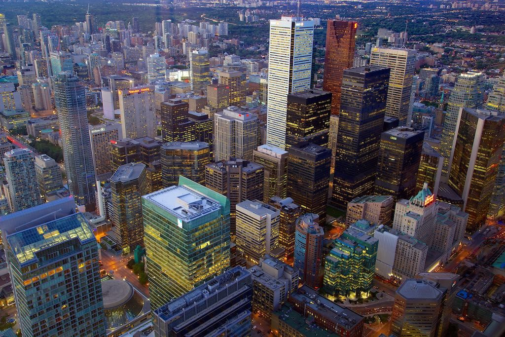 toronto-financial-district
