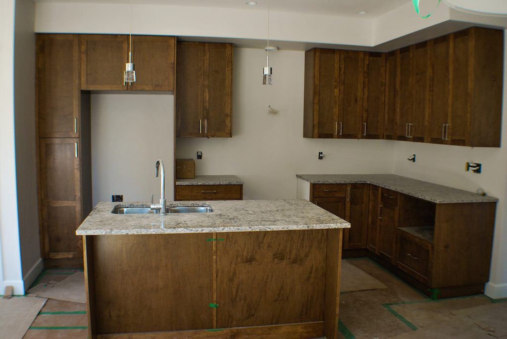... A Countertop, Cabinets And Ample Space. Perfect For Entertaining And  Enjoying The Views, All Condos Also Have Spacious Patios With Built In Gas  Outlets.