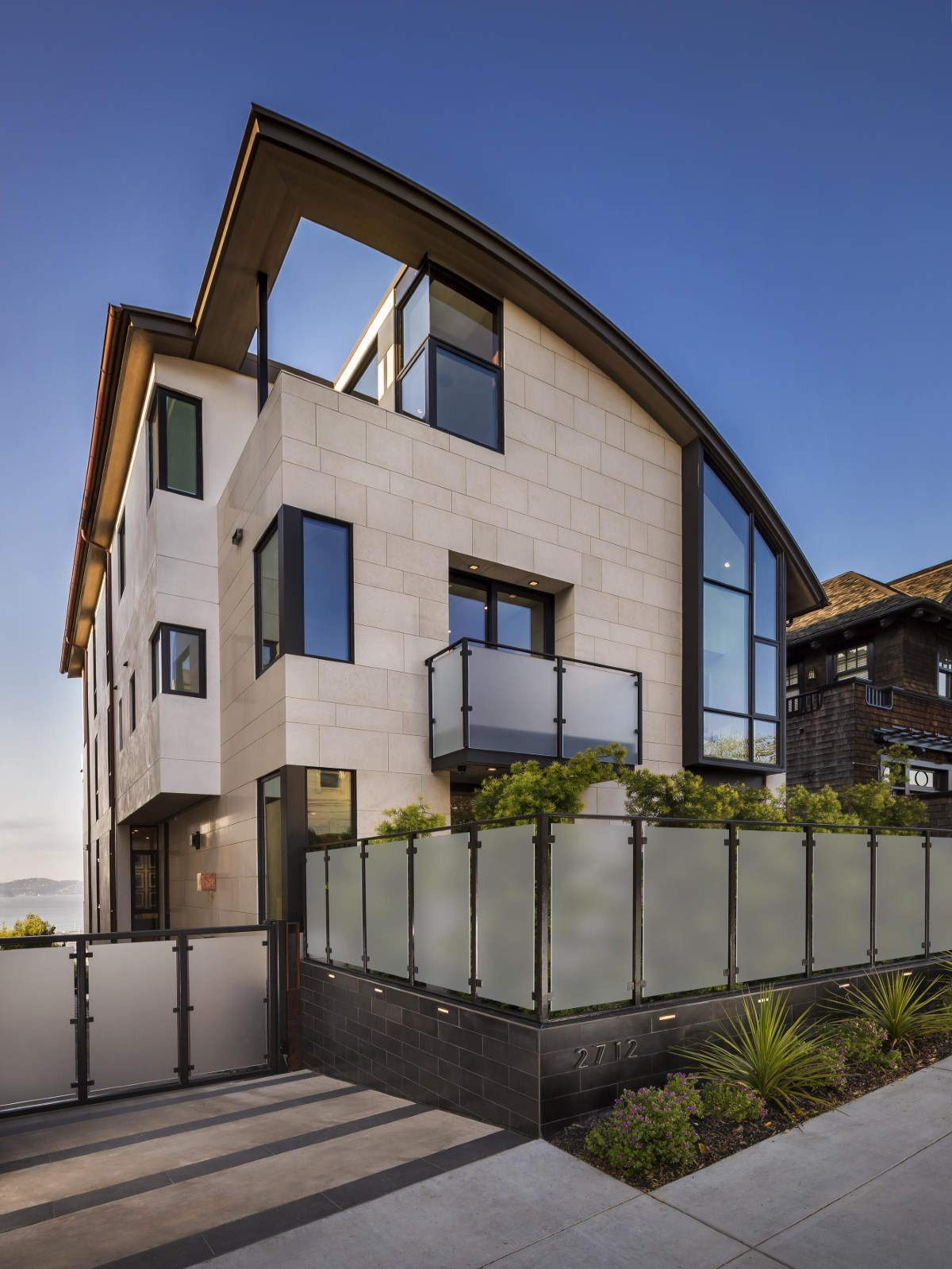 Modern Townhouse Townhouse Designs San Francisco: At $40 Million, This Was San Francisco's Most Expensive Townhouse Listing