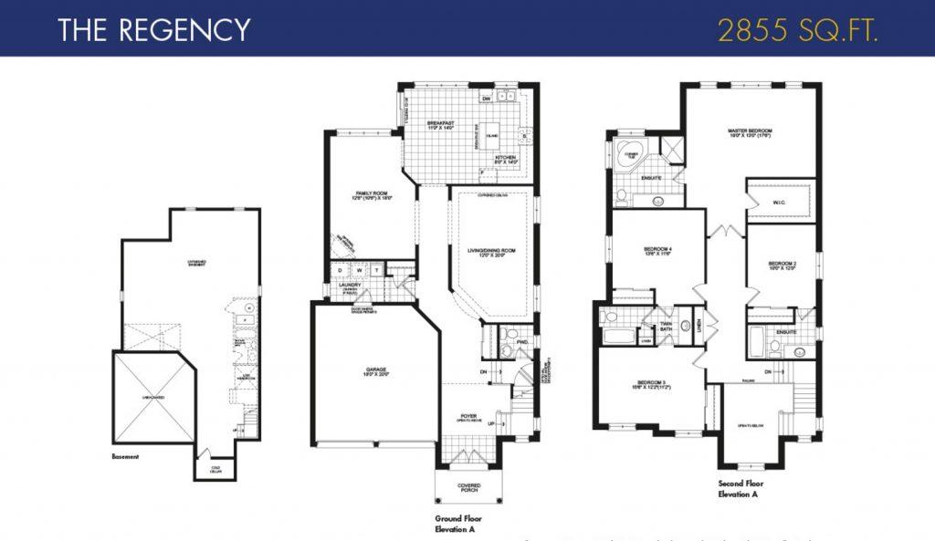 SpringValleyPhase2_Regency_Floorplan