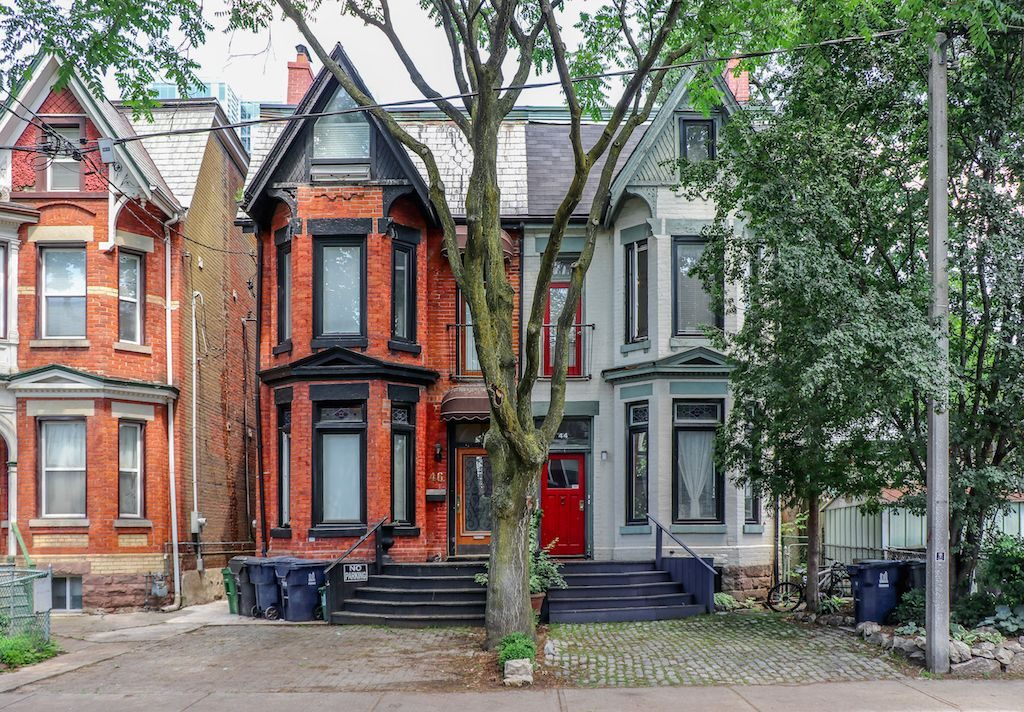 Toronto housing market stats