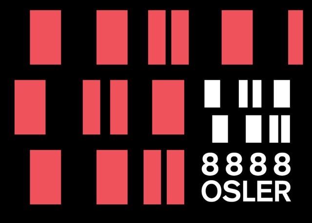 8888 Osler