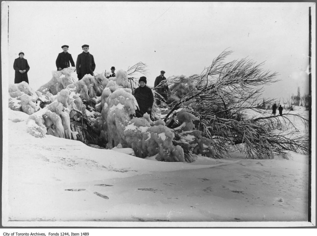 Kew Beach. - 1907