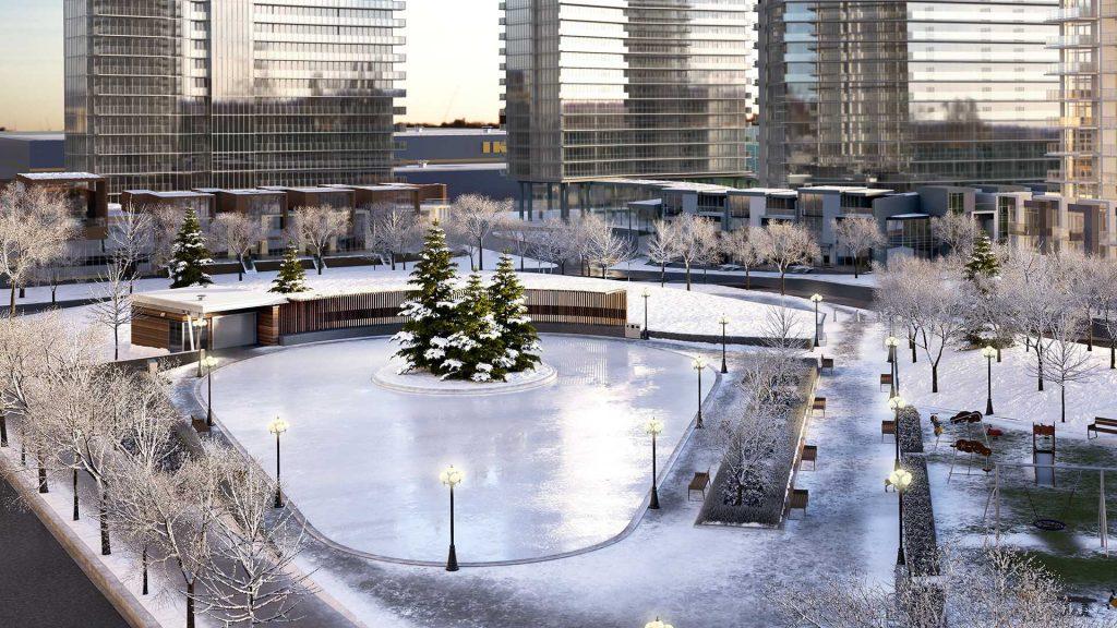 park-winter