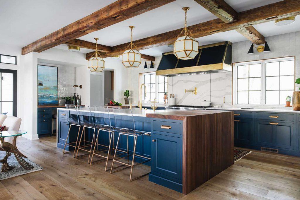19 Gorgeous Kitchens That Aren T All White