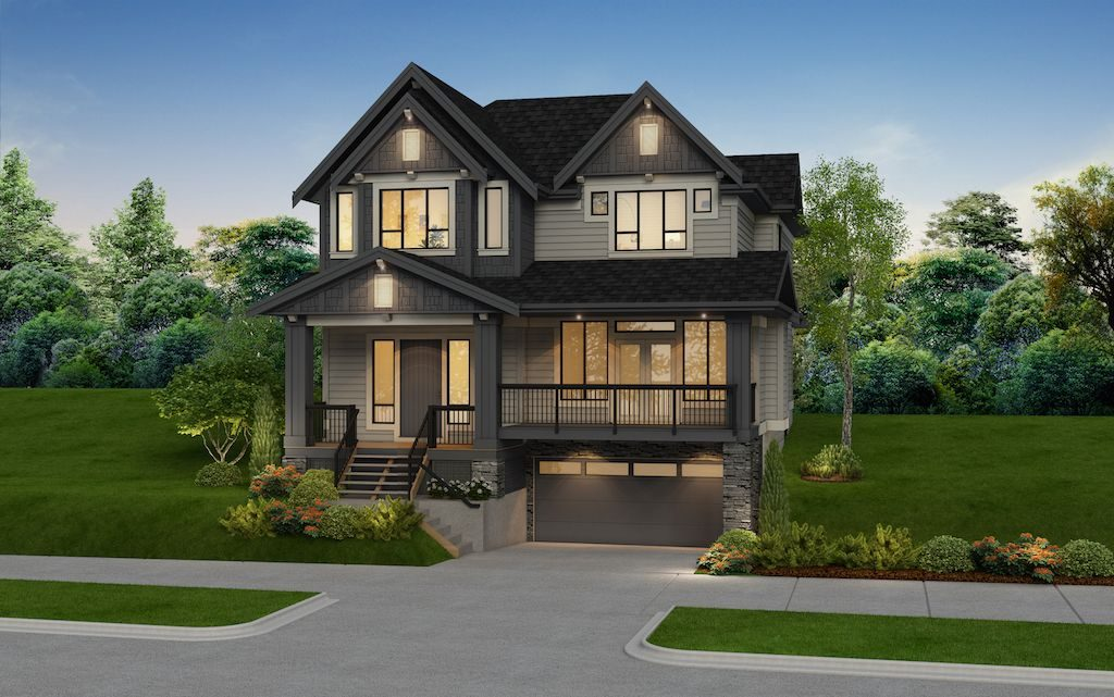 Only Four Single Family Homes Remain At Pacific Heights In South Surrey  With Its Offer Of A Luxurious Lifestyle Close To The Ocean And Beach.
