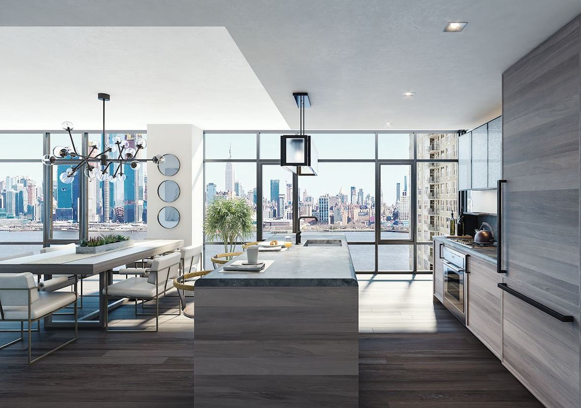 Toll Brothers City Living Officially Unveils 1425 Hudson Street In Hoboken