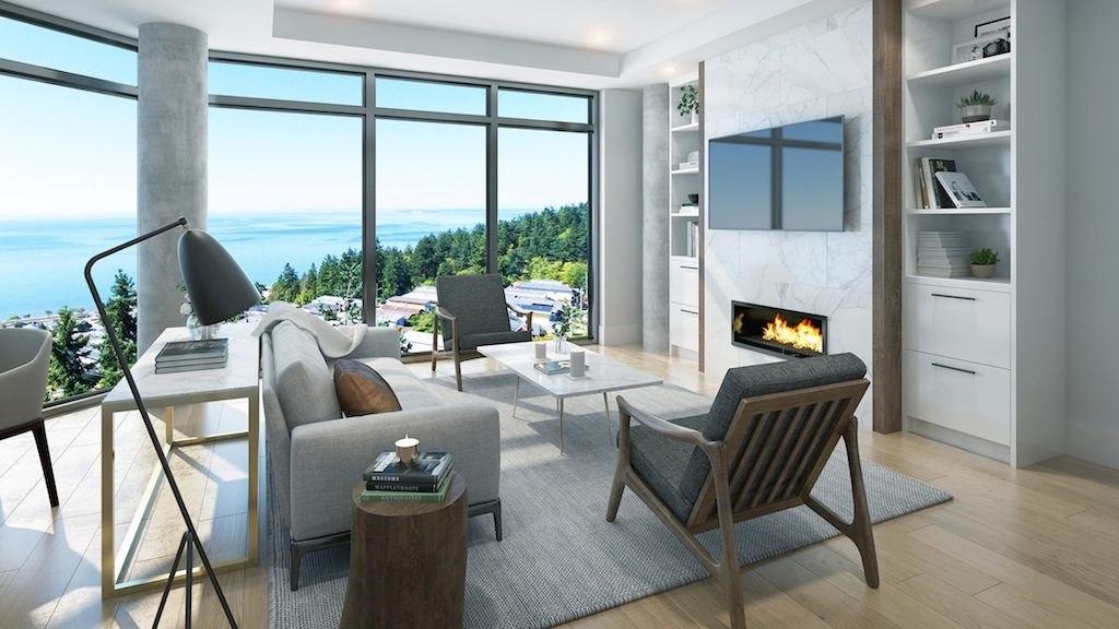 Lavish Two Bedroom Plus Den Residences At Fantom Are Now Selling In