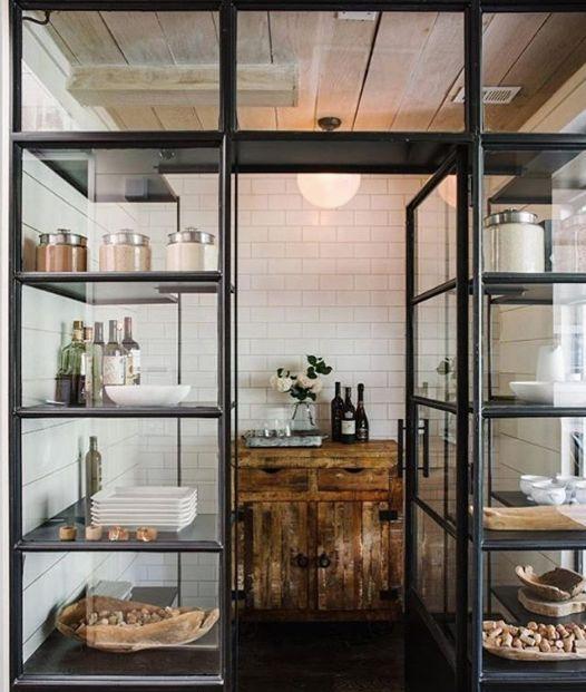 11 delicious kitchen pantry design ideas