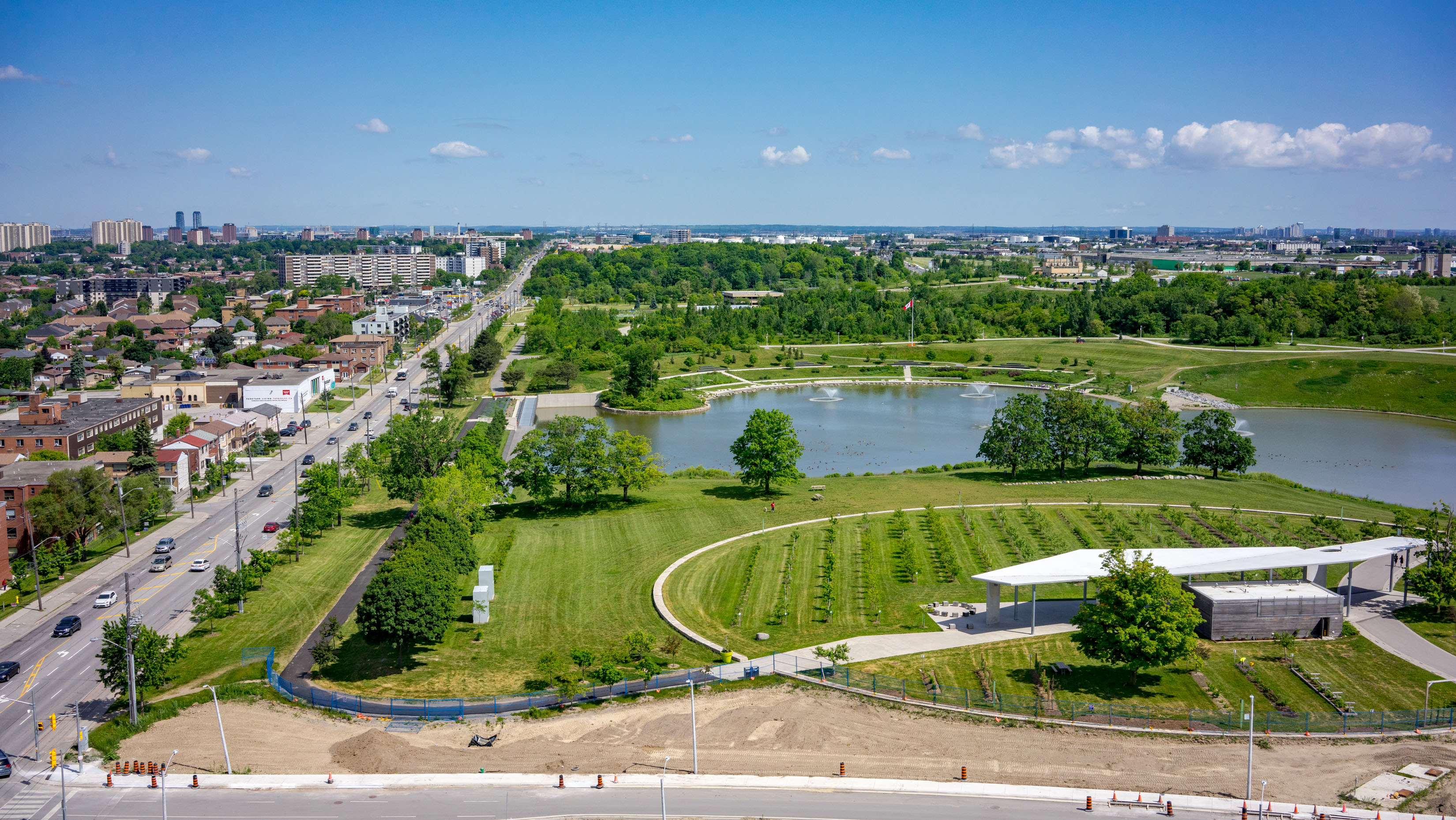 SaturdayinDownsviewPark