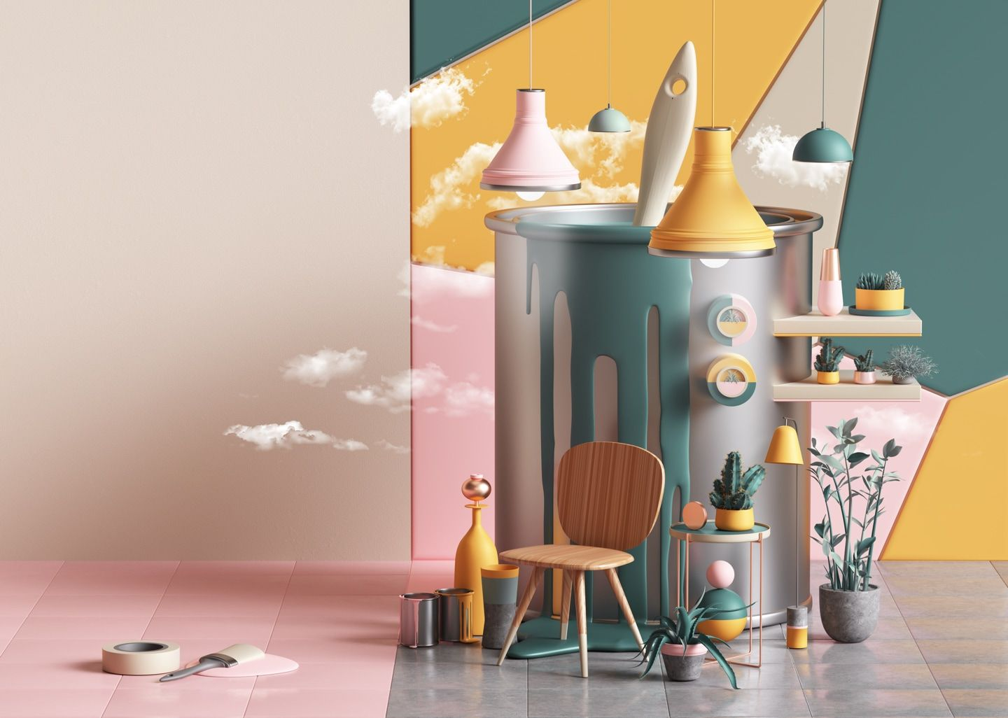 Pinterest predicts the top 10 home decor trends for 2019