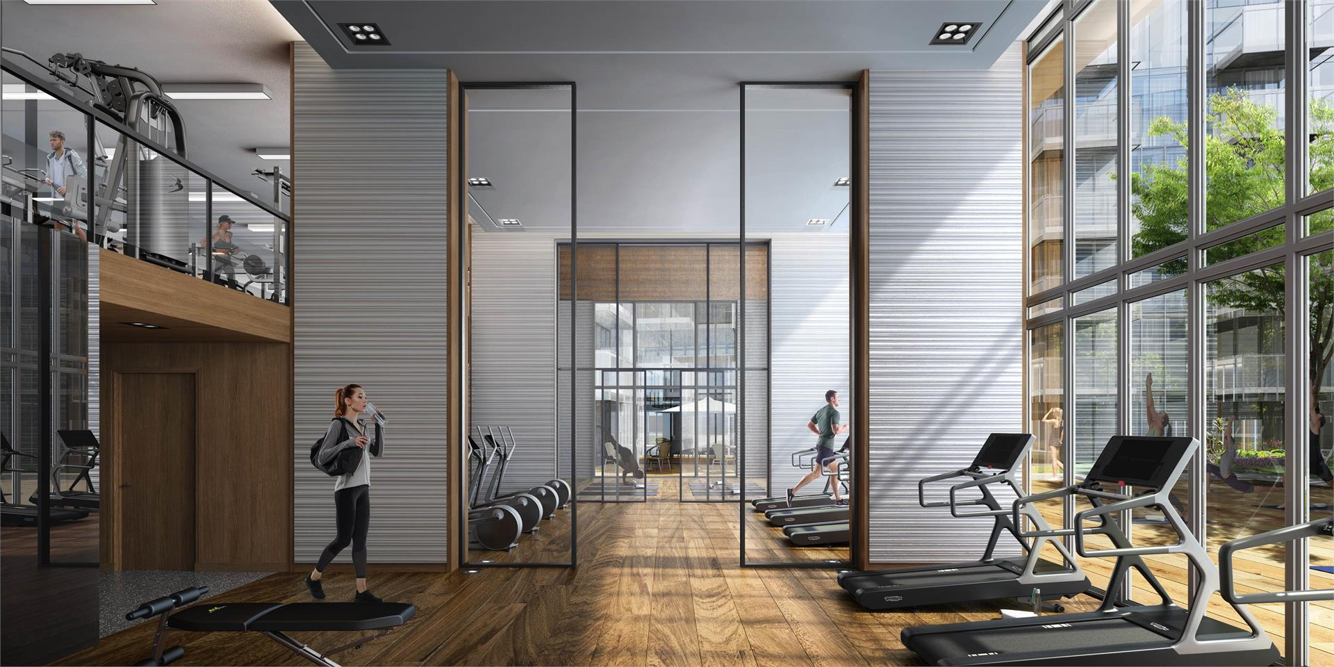 M2M_Fitness
