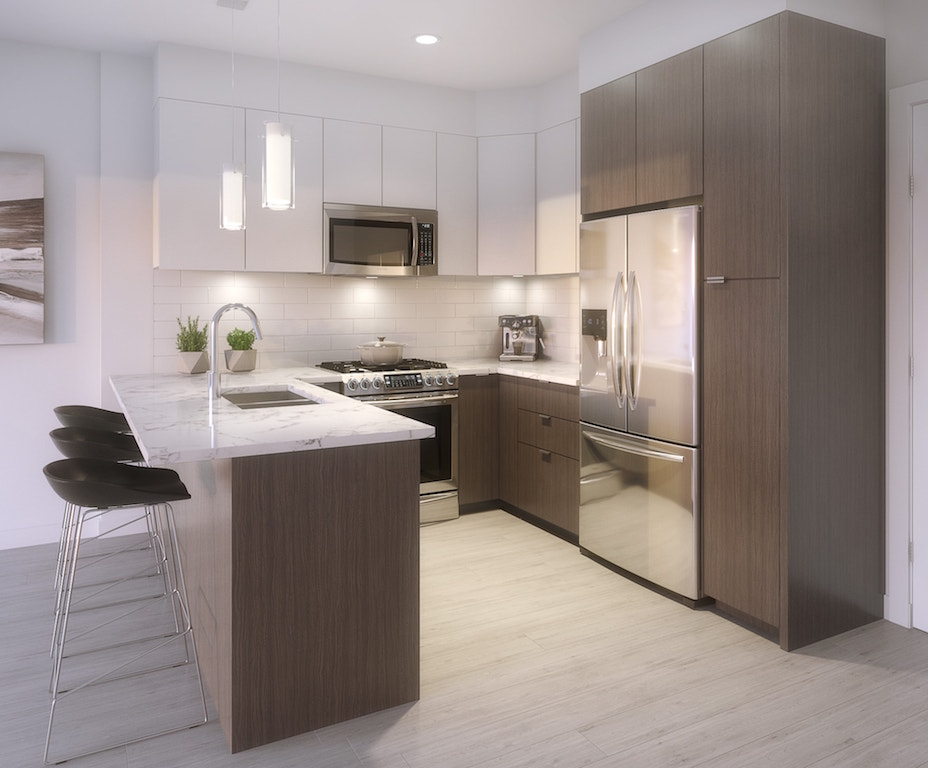 Experience endless space possibilities in Terrazzo Condos