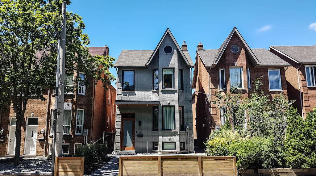 Toronto house vs condo