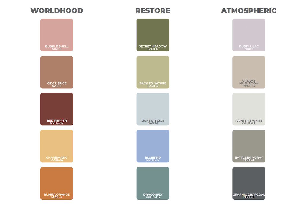 New Paint Colors For 2020 A sneak peek at the must have paint colors of 2020