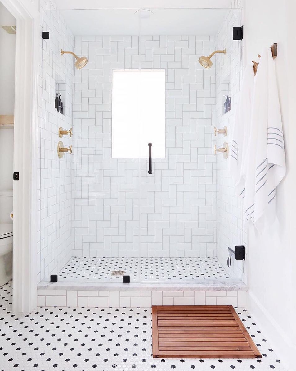 7 Shower Tile Ideas That Will Drastically Change The Look Of Your Bathroom