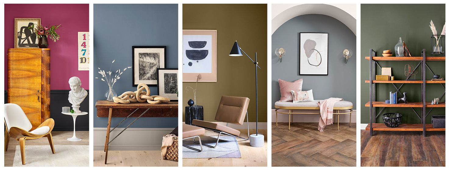 Interior Paint Colors 2020.Will These Be The Top Trending Paint Colors In 2020