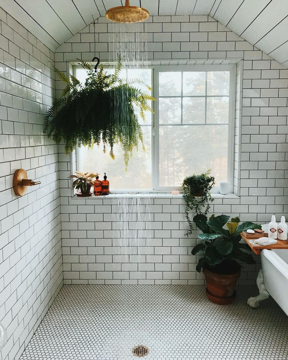 These Are The Top 10 Bathroom Design Trends According To Instagram