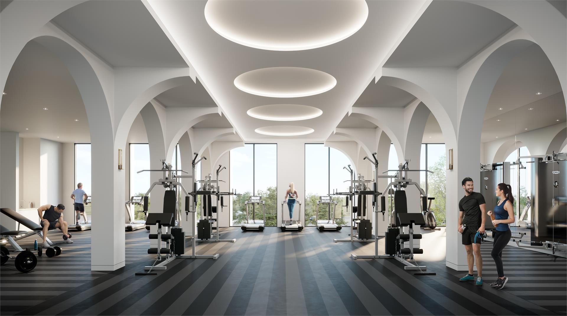 Vendome_FitnessCentre