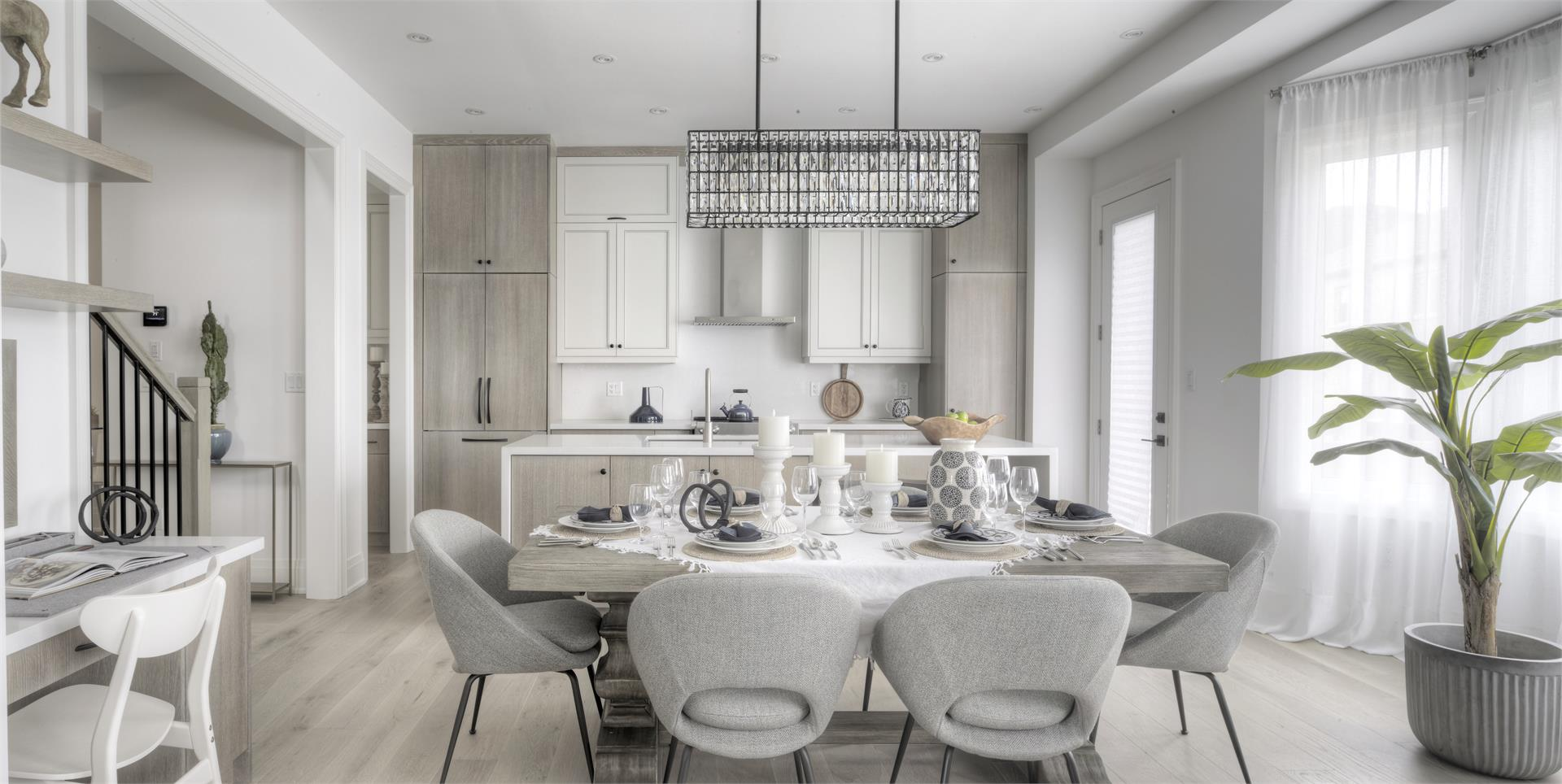 National Homes Launches The Forest Phase 2 With A Designer Decorated Pottery Barn Model Home