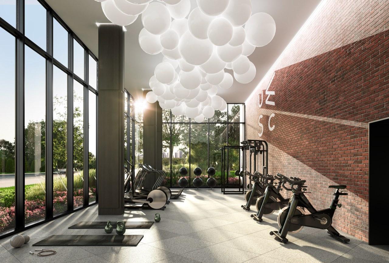 UpperWestSideCondos_Gym