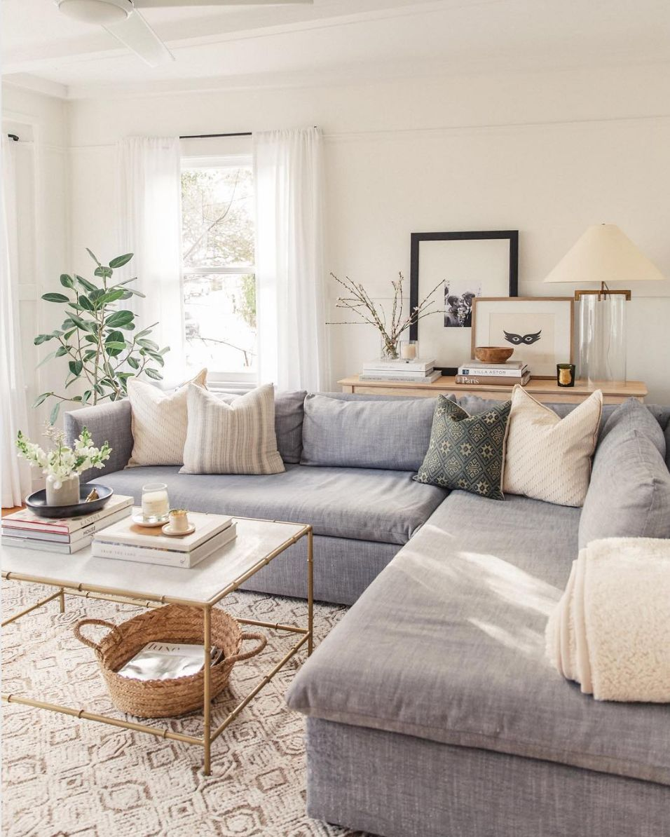 13 Clever Ways To Decorate A Small Living Room