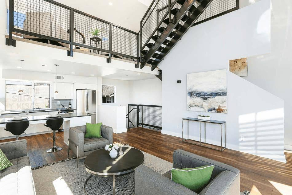7 Industrial Style Lofts On The Market In Los Angeles
