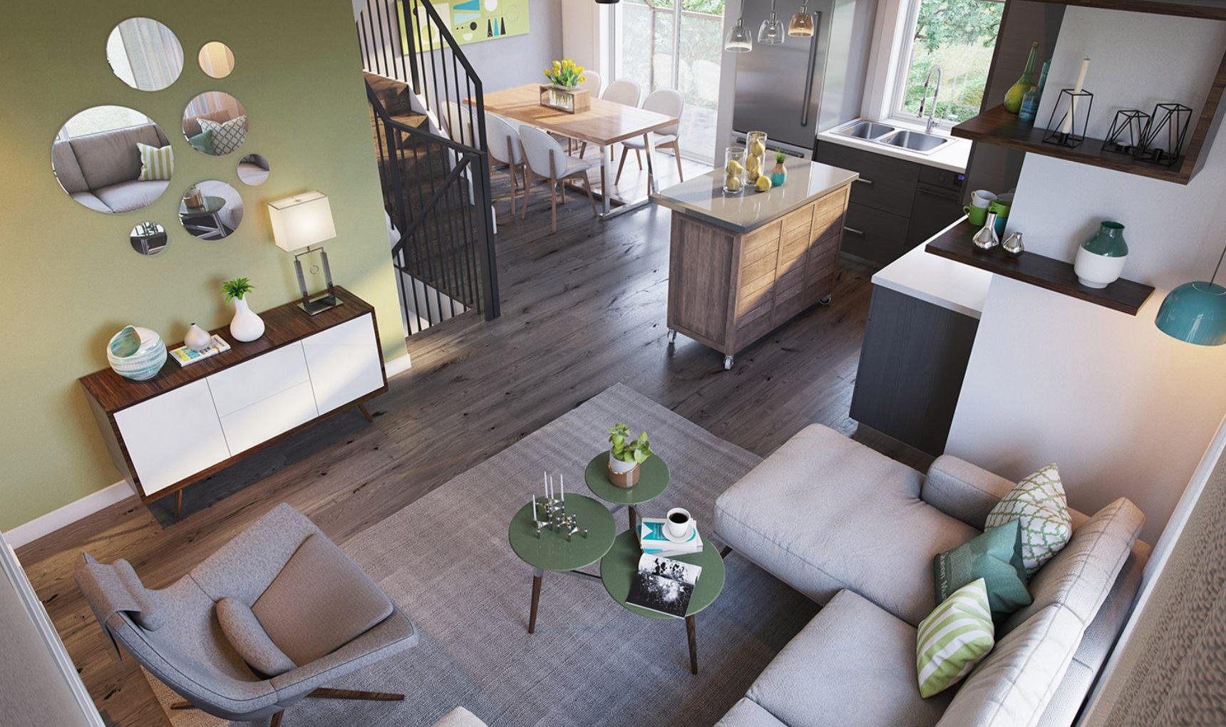 WoodBridgePark_Kitchen_Living