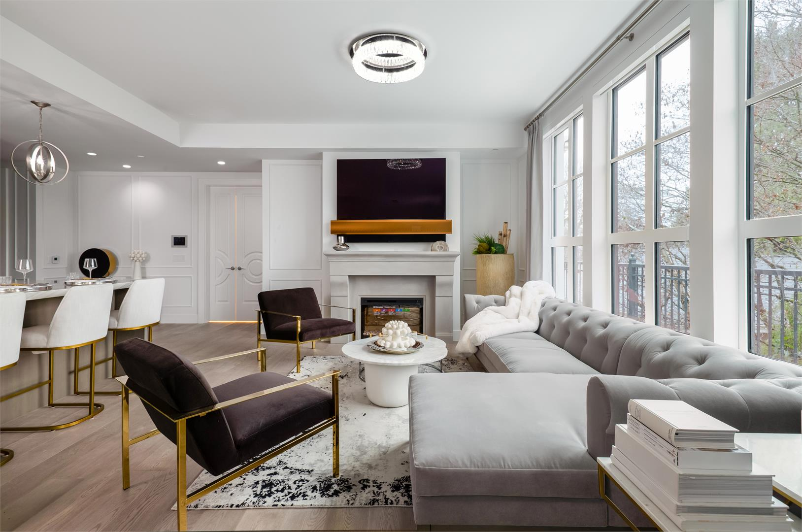 ChateauLaurier_Living