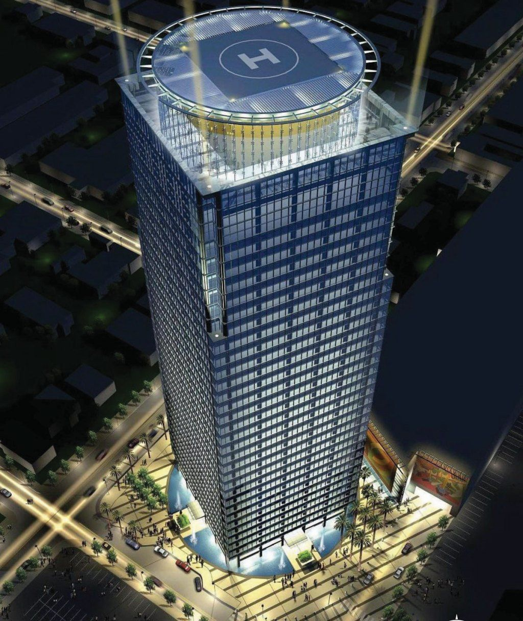 Dual 24 Story Apartment Towers Debut At 8th Spring: Plans For Tallest Building In Orange County Now Include