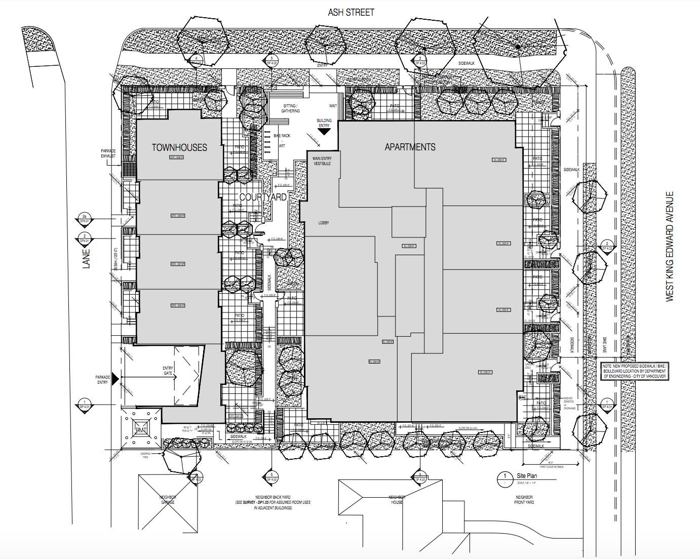 4128 Ash Street_Siteplan