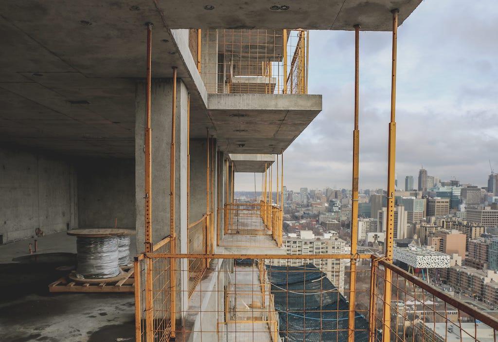 Toronto home construction delays