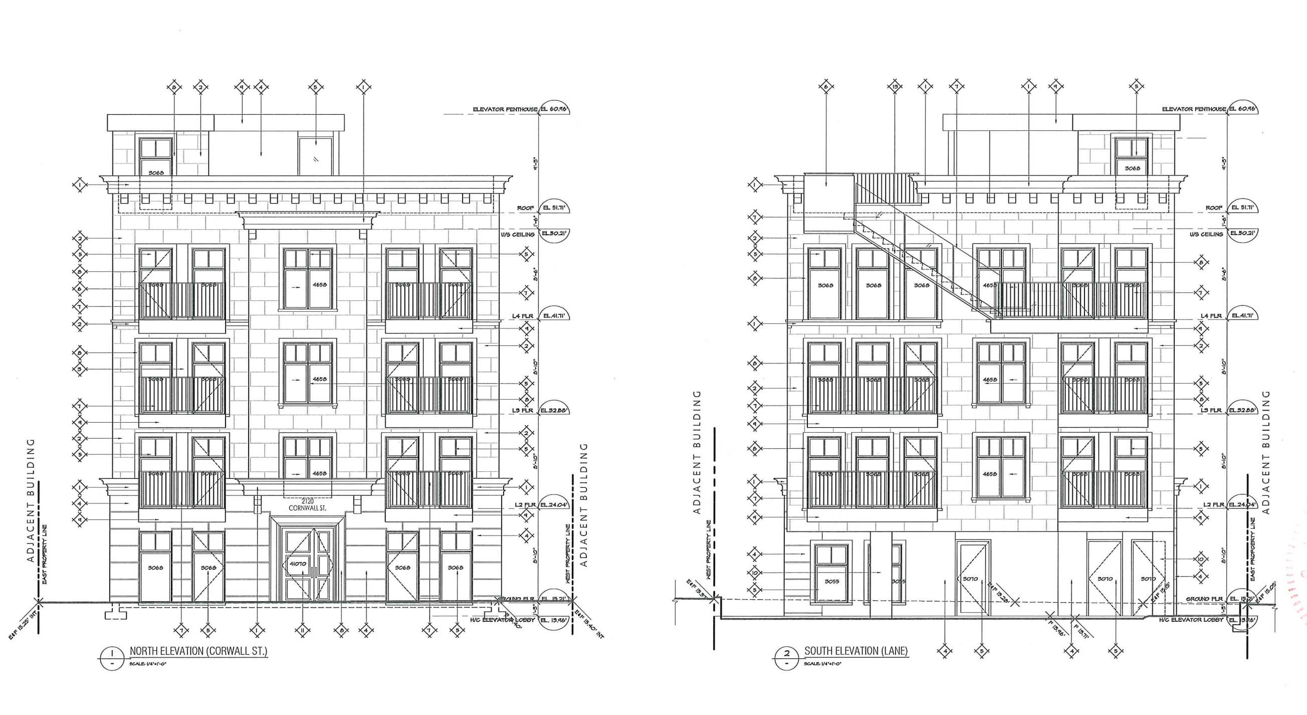 2120 Cornwall Avenue_Elevation