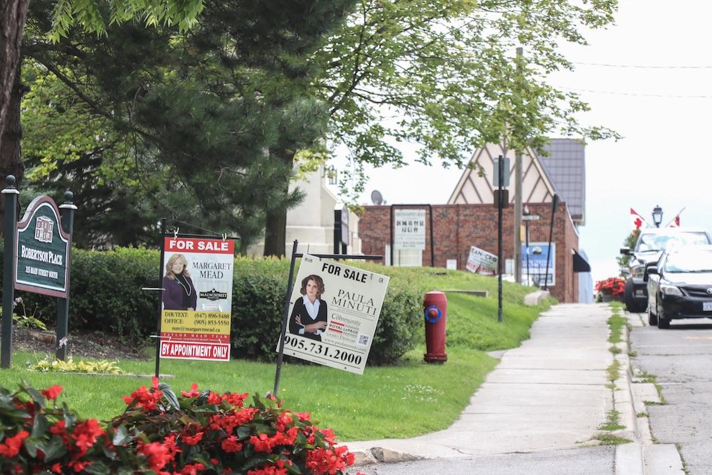 canada housing economic recovery