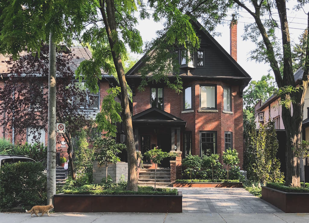 canadian housing market recovery