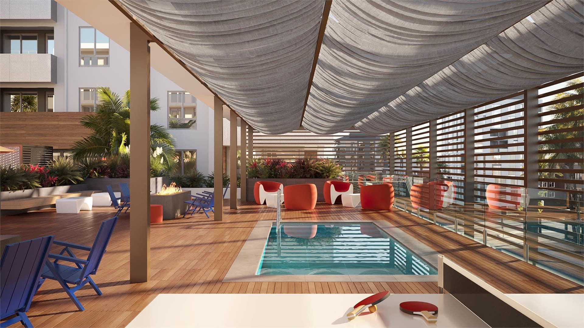 4 New Luxury Apartments In The Valley S Warner Center Neighborhood