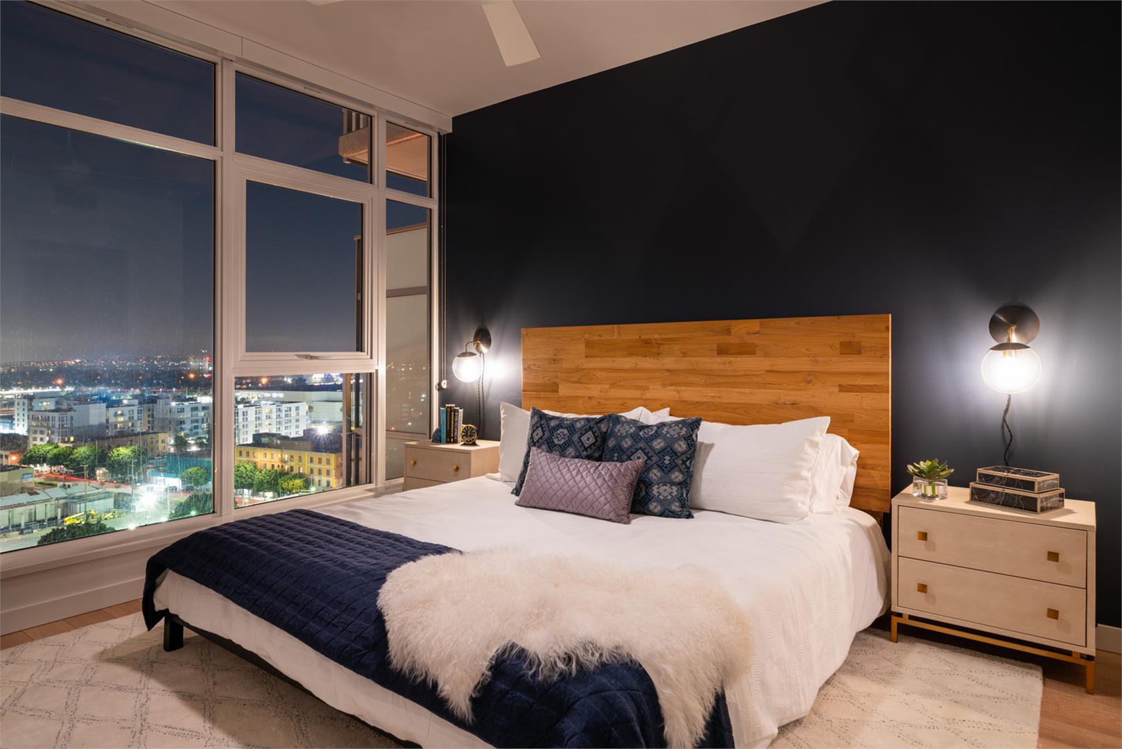 Cozy Up In Hope Flower S Elegant Master Bedroom Retreats