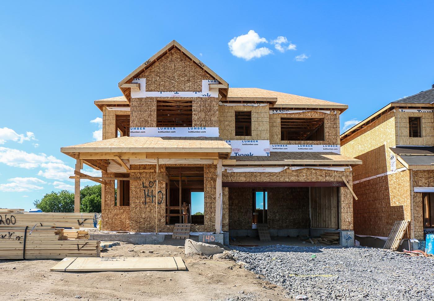toronto new single family home sales