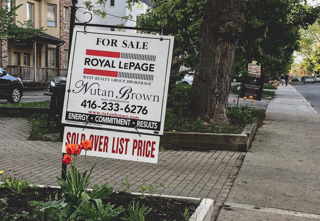 canadian housing market pandemic 2020
