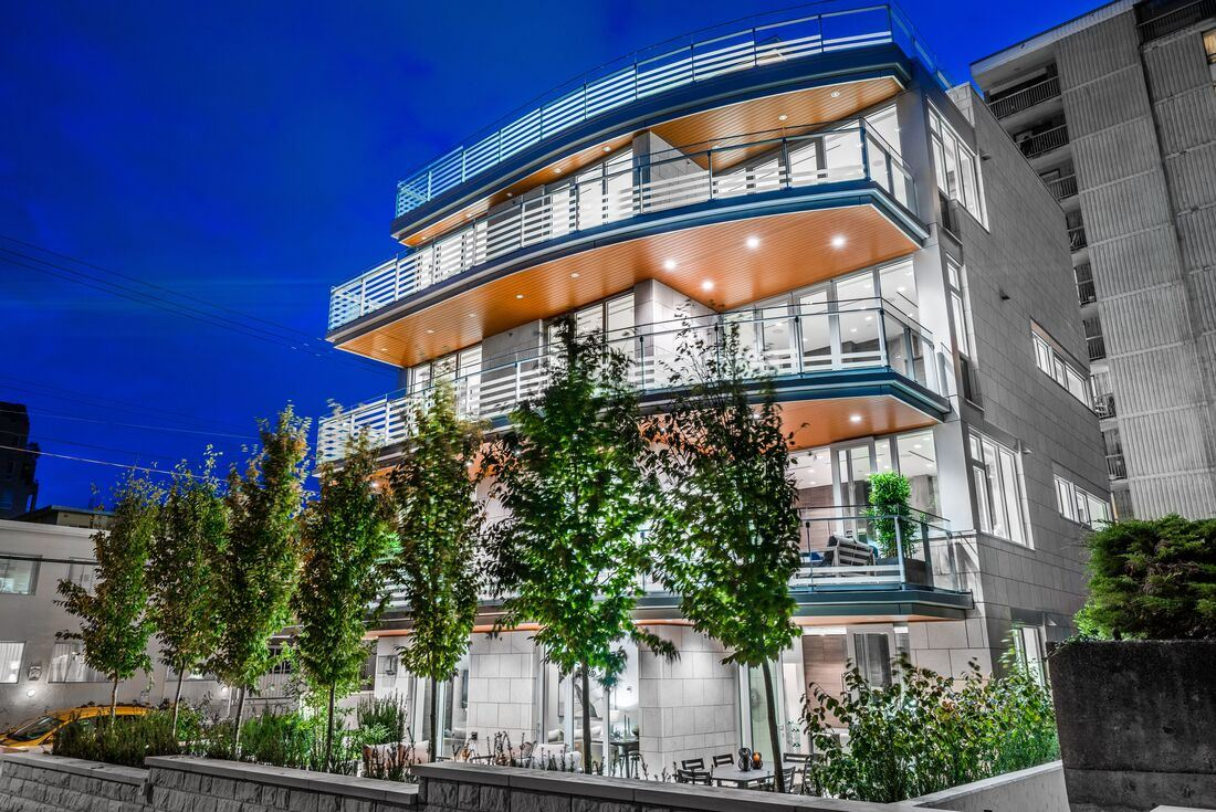 The Legacy by Spire Vancouver_Exterior1