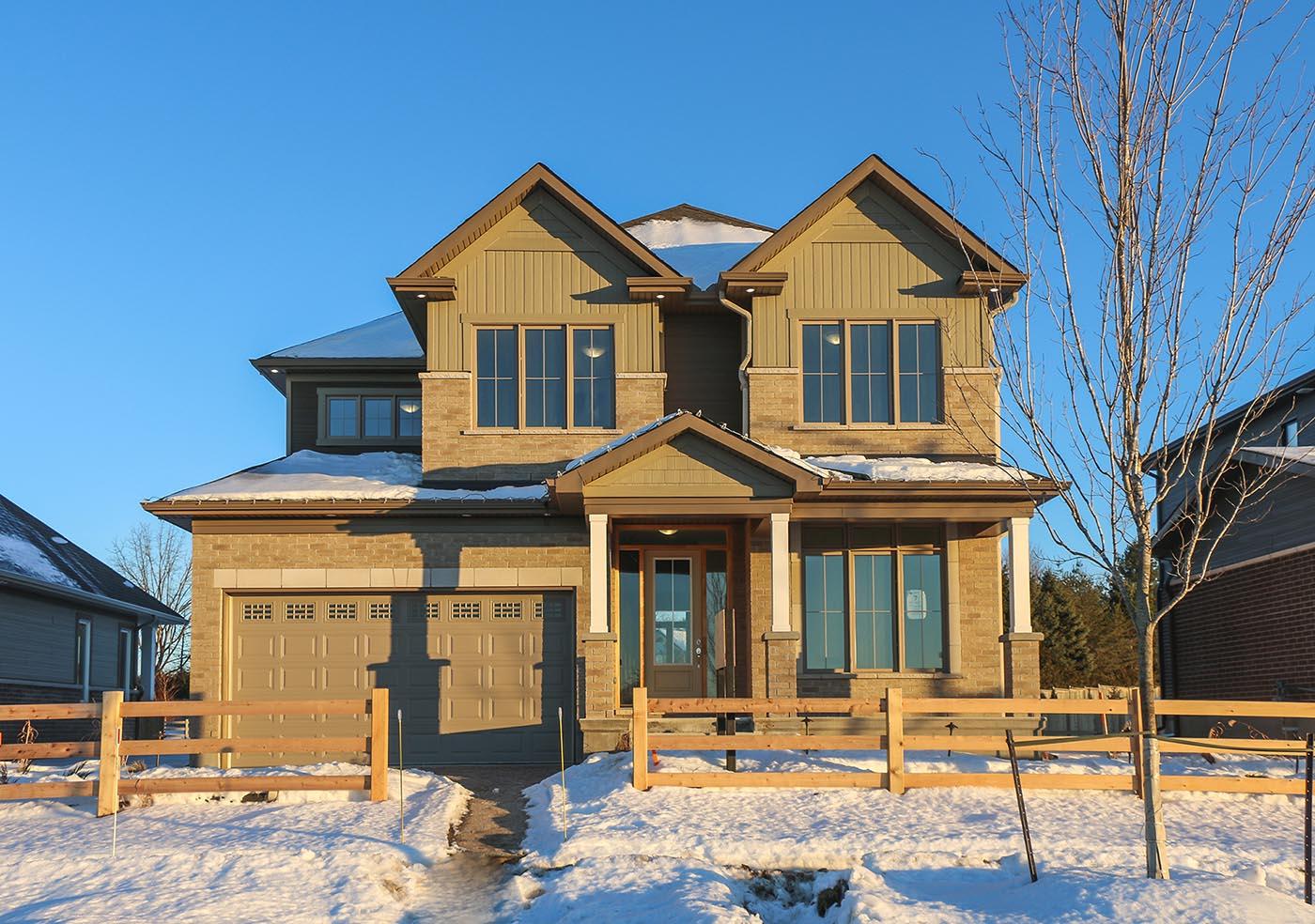 detached home prices toronto suburbs