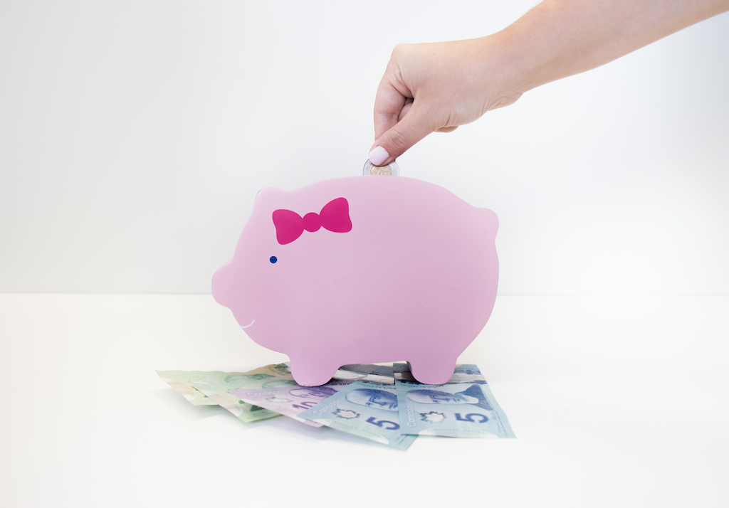 canadians saving downpayment