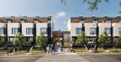 News Image for 4 modern townhouse projects coming soon to Vancouver