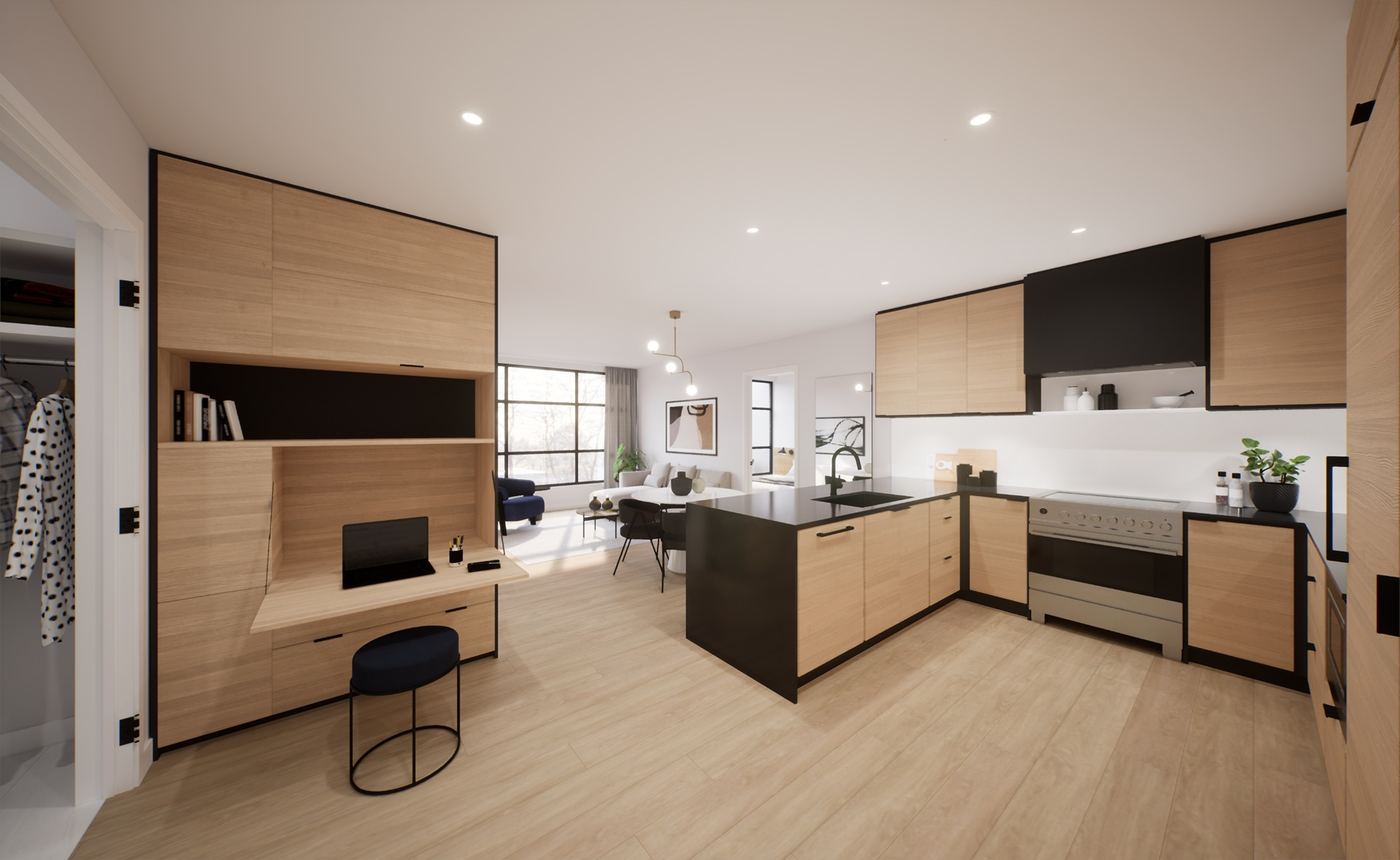 AVA_Kitchen_Workstation